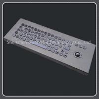 Buy cheap 68 Keys Type Stainless Steel Keyboard Waterproof Dust Riot Resistant from wholesalers