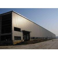 Modern Steel Structure Building Manufactures