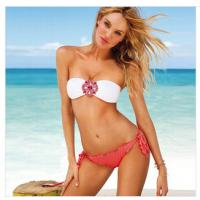 Buy cheap High Quality Women bikini set Swimwear hot victoria Brand push up crystal Diamond Swimsuit from wholesalers