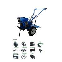 Buy cheap Mini Chinese Diesel Agriculture Trotary Tiller /Cultivators from wholesalers