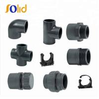 Buy cheap High pressure electrical pvc pipe fittings from wholesalers