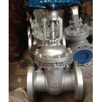 "8"" cast steel gate valve class150 Manufactures"