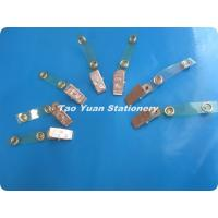 Buy cheap Metal/Plastic badge clip with superior quality from wholesalers