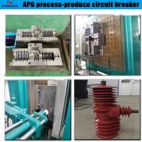 Buy cheap best selling automatic injection moulding apg machine for high voltage instrument transformer from wholesalers