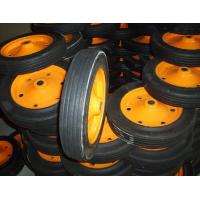 Rubber Solid Wheel Manufactures