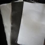 Buy cheap Dust / Air / Powder Filtration Filter Press Cloth 360gsm E Glass Non Alkali Graphite Fiberglass Cloth from wholesalers