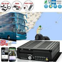 Buy cheap 4ch 3G Vehicle Fleet MDVR Wireless Transmission Online Travelling Data Recorder from wholesalers