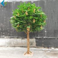 Wholesale Artificial Longan Fruit Tree With Fiberglass Trunk 5-10 Years Life Time from china suppliers