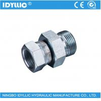 Buy cheap High Pressure Hydraulic Pipe Fittings Ningbo Manufacturer from wholesalers