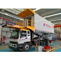 Wholesale Excellent Catering Truck with full cab to provide catering service for aircrafts from china suppliers