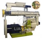 Buy cheap Ring Die Pine Wood Granulator Pellet Mill Machine from wholesalers