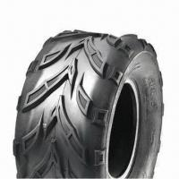 China ATV Tire, Suitable for Sand Land, Available in Various Sizes on sale