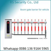 Buy cheap Anti Smashing Parking Lot Electric Boom Barrier Gate Operator 3-6m Arm Length from wholesalers
