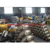 Buy cheap Stainless Steel Tube Fitting Elbow 90 Degree ,316L ,304 Stainless Steel Pipe Bend , Stainl from wholesalers