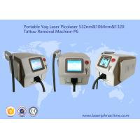 Buy cheap Picosecond Laser Tattoo Removal Equipment / Commercial Tattoo Removal Device from wholesalers