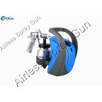 Buy cheap Metal Airless Spray Guns HVLP Spraying Painting Blue Low Pressure 650W from wholesalers