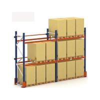 Buy cheap Heavy Duty Metal Pallet Racks With 4 Shelves , Selective Pallet Rack Q235 Material from wholesalers