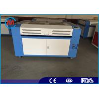 Buy cheap High Speed 50W CO2 Laser Engraving Cutting Machine For Wood DSP Control System from wholesalers