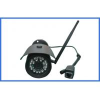 Buy cheap 720P Wireless IP Camera Outdoor IR Bullet Camera Waterproof With 24pcs LED Lamp from wholesalers