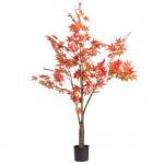 Buy cheap Japanese Maple Bonsai Tree Beautiful Artificial Arrangement Minimal Care YC068 from wholesalers