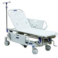 Buy cheap Luxurious Manual Adjustable Hospital Beds With Side Rails For Patient Healthcare from wholesalers