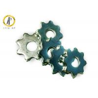 Buy cheap Concrete Planing Tungsten Carbide Tips TCT Scarfying Teeth Blade Zinc Plated from wholesalers