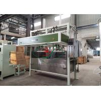 Buy cheap Easy Operation Egg Box Forming Machine / Paper Pulp Molding Egg Tray Production Line from wholesalers