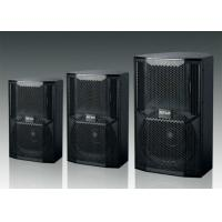 Buy cheap Portable Concert Sound System Full Range Stage Monitor Speaker With Black Paint from wholesalers
