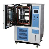LCD Constant Temperature Humidity Test Chamber / Environmental Testing Equipment Manufactures