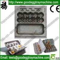 Buy cheap Thermoforming egg tray mould from wholesalers