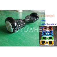 Buy cheap 2 Wheel Self Balancing scooter Smart Drifting Motorized , Hovertrax product