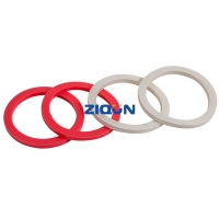 Buy cheap Acid Resistance Silicone FPM FKM Colored Rubber O Ring from wholesalers
