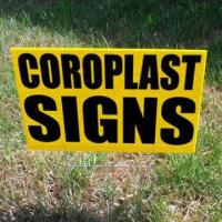 Buy cheap 4 x 8ft/5mm 1,000g Coroplast Sign Board  from wholesalers