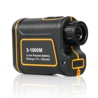 Wholesale 8X 24mm 3-1000m Laser Range Finder Distance Meter Telescope for Golf, Hunting and ect. from china suppliers