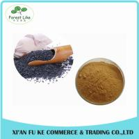Buy cheap Black Sesame Seed Extract Powder Sesamin 98 % from wholesalers