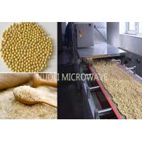 Buy cheap Grains Puffing Microwave Drying Equipment for Soybean Product 25KW from wholesalers