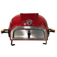 Buy cheap Outdoor Camping Kamado Pizza Oven , Wood Fired Pizza Oven Unique Shape from wholesalers