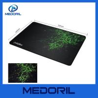 Buy cheap Promotional Customized logo printed neoprene gaming mouse pad rubber base mouse product