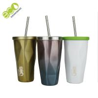 Buy cheap Classic Tumbler Coffee Mug / Personalized Tumbler Cups With Lids And Straws from wholesalers