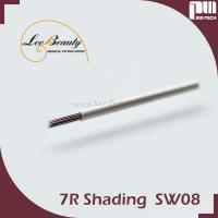 Buy cheap CE Sterilized 7/9/17 Prong PMU Professional Tattoo Needles For Shading needle from wholesalers