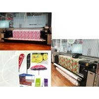 Buy cheap Roll To Roll Epson Sublimation Printer Digital Printing Machine With Print Head from wholesalers