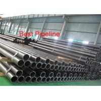 Buy cheap EN 10216-5 6 Inch Duplex Steel Pipes , Flexible Stainless Steel Tubing from wholesalers