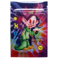 Buy cheap SCOOBY SNAX Herbal Incense Bags, Herbal Incense Bags, Foil Laminated Bags, Zipper Bags Aluminum Foil Ziplock Herbal Ince from wholesalers