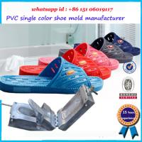 Buy cheap Aluminium / Steel Rubber Shoe Mold Anti Skip Durable Flip Flop Mold product