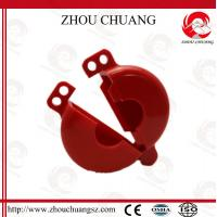 Buy cheap New Design Nylon Safety Cylinder  Pneumatic Tank Lockout For Gas from wholesalers