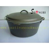 Wholesale cast iron dutch oven from china suppliers