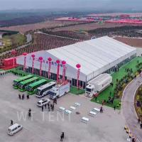 Wholesale 40x50 Exterior Event Marquee Tent Aluminium Alloy Frame Cover from china suppliers