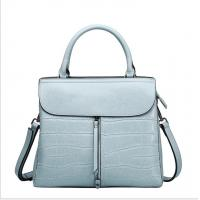Buy cheap Genuine Leather Handbag Lady Bags with Stone Pattern New Arrival Tote Bag from wholesalers