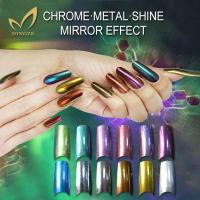 Buy cheap CHROME MIRROR EFFECT METALLIC POWDER from wholesalers
