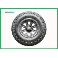 Buy cheap Black 12 Inch Golf Cart Street Tires Mud Buster Golf Cart Tires With Rims from wholesalers